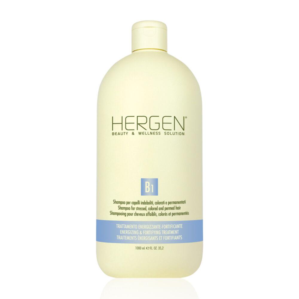 Hergen B1 energizáló, erősítő sampon 1000 ml