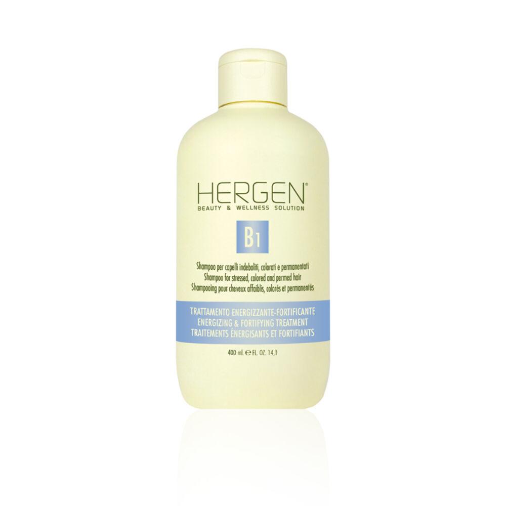 Hergen B1 energizáló, erősítő sampon 400 ml
