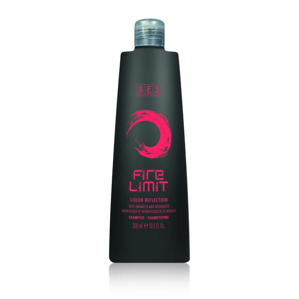 Fire Limit pigmentált sampon - 300 ml