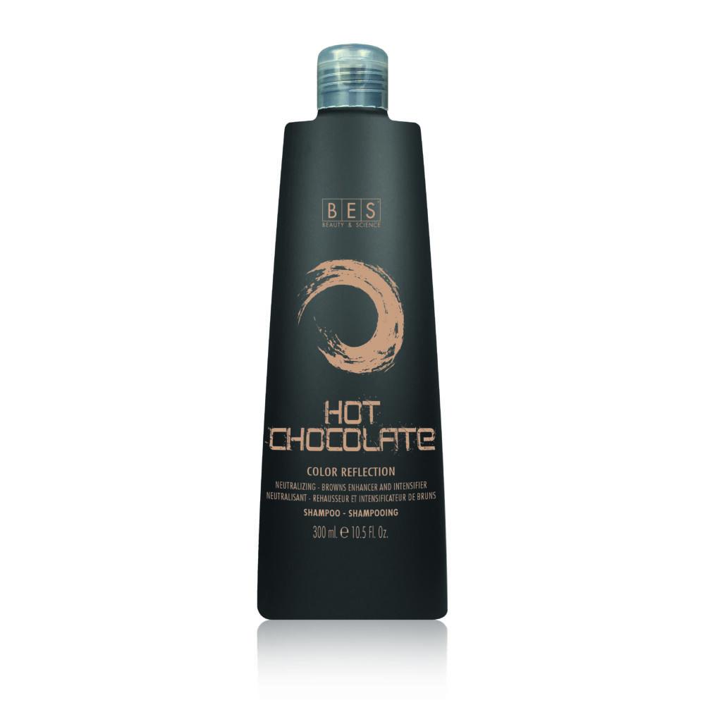Hot Chocolate pigmentált sampon - 300 ml