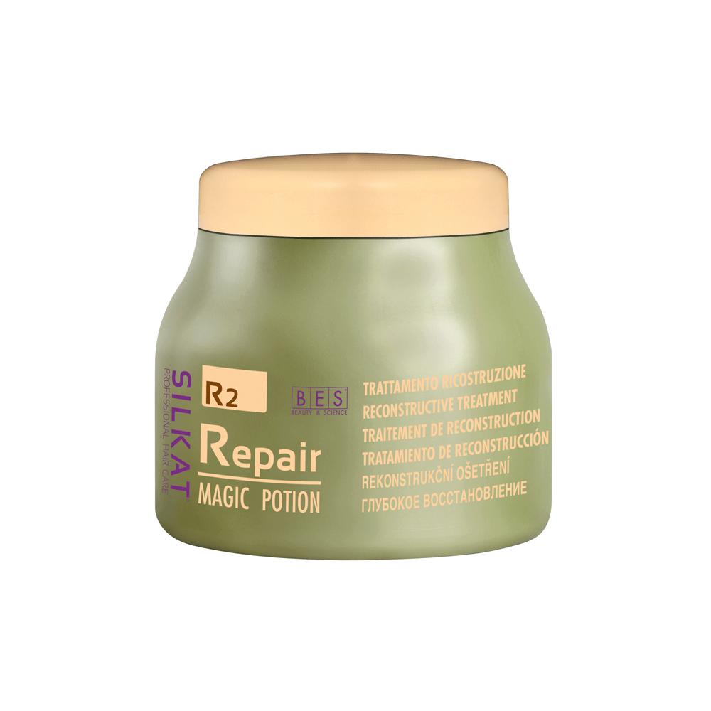 Silkat Repair R2 lezáró krém 500 ml