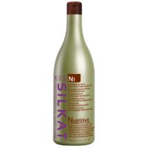 Silkat Nutritivo sampon száraz, töredezett hajra 1000 ml