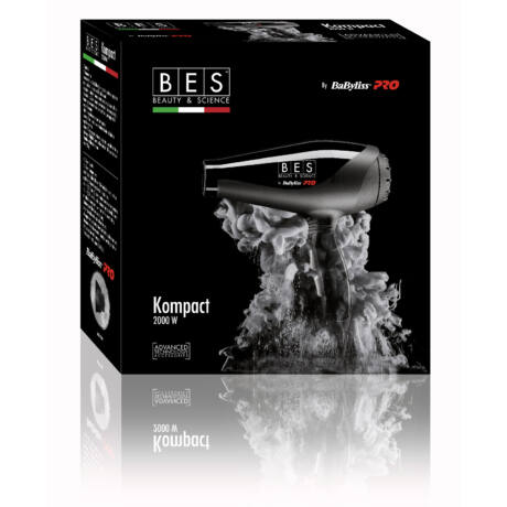 BES BaByliss Pro hajszárító